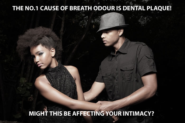 bad breath is a problem for couples