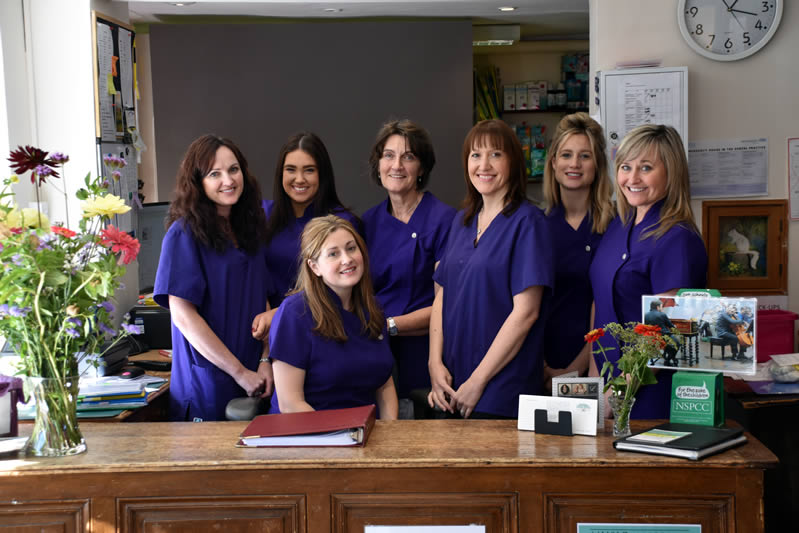 West Malling Dental Staff Photo