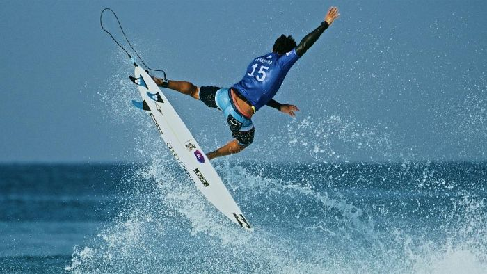 surf dude confidence